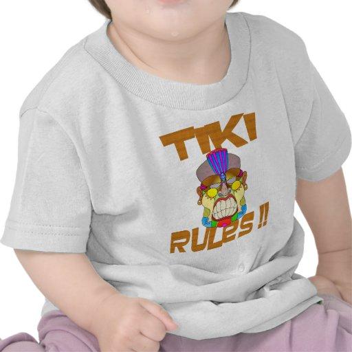 TIKI RULES TEES