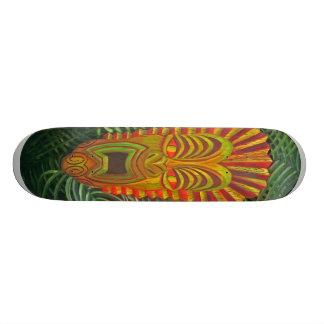 Tiki Skateboard