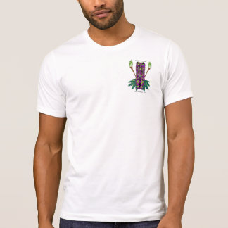 Tiki surfer tee shirts