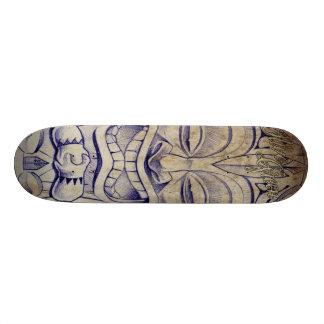 TIKI tattoo Board Skateboard Deck