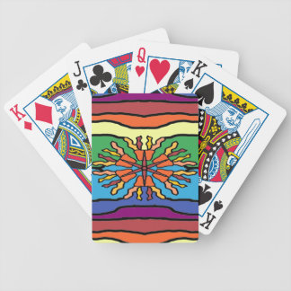 Tiki Tiki Bicycle Playing Cards