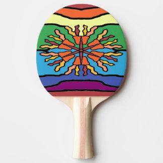 Tiki Tiki Ping Pong Paddle