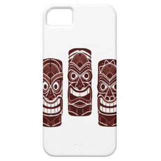 Tiki Time iPhone 5 Cover