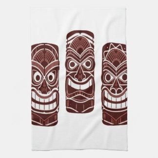 Tiki Time Kitchen Towel