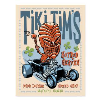 Tiki Tim's II Postcard