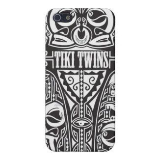 Tiki Twins - ITiki iPhone 5/5S Case
