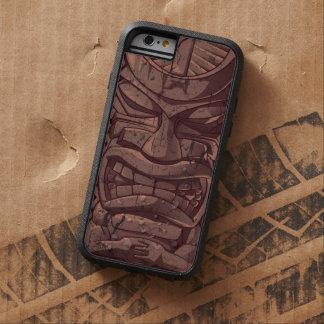 Tiki Wooden Statue Totem Sculpture Tough Xtreme iPhone 6 Case
