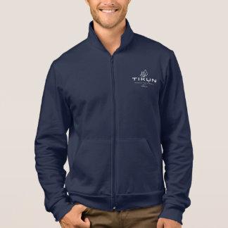 Tikun Logo Fleece Jacket