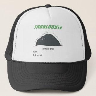 TIL Troglodyte Trucker Hat