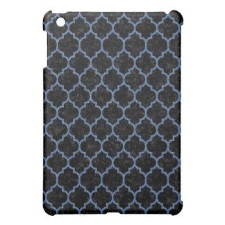 TILE1 BLACK MARBLE & BLUE DENIM iPad MINI CASES