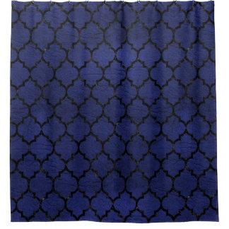 TILE1 BLACK MARBLE & BLUE LEATHER (R)