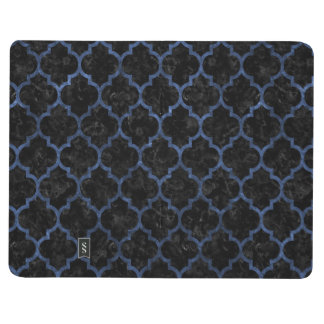 TILE1 BLACK MARBLE & BLUE STONE JOURNAL