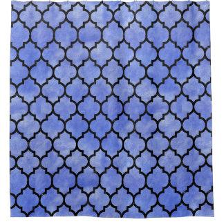 TILE1 BLACK MARBLE & BLUE WATERCOLOR (R)