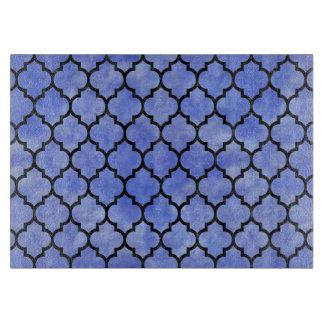 TILE1 BLACK MARBLE & BLUE WATERCOLOR (R) BOARDS