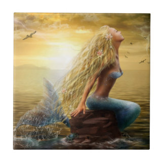 tile Mermaid /2/