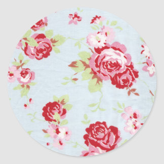 Tile sticker roses