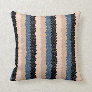 Tile Stripe Throw Pillow