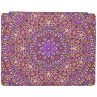 Tile Style Kaleidoscope iPad Smart Covers iPad Cover