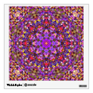 Tile Style Pattern  Wall Decals, many shapes Wall Decal