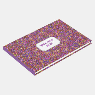 Tile Style  Vintage Kaleidoscope   Guestbook