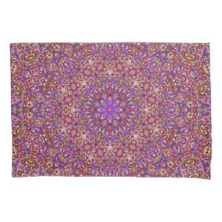 Tile Style Vintage Kaleidoscope   Pillowcases
