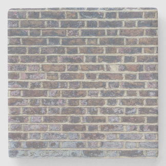 Tiled Brick Wall Urban Texture Pattern Stone Beverage Coaster