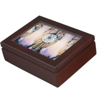 Tiled Dreams Keepsake Box