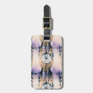 Tiled Dreams Luggage Tag