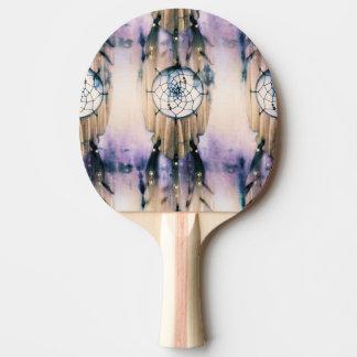 Tiled Dreams Ping Pong Paddle
