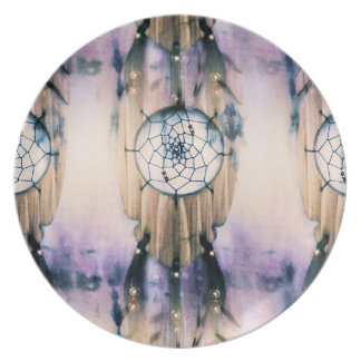 Tiled Dreams Plate