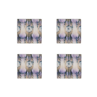 Tiled Dreams Stone Magnets