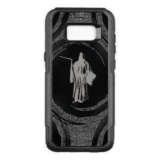 Tiled Grim Reaper OtterBox Commuter Samsung Galaxy S8+ Case
