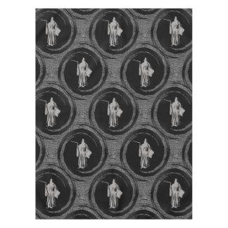 Tiled Grim Reaper Tablecloth