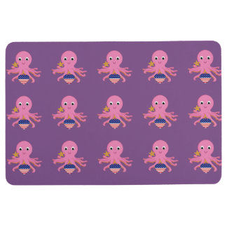 Tiled Non-Slip Foam Mat Octopus For A Preemie US