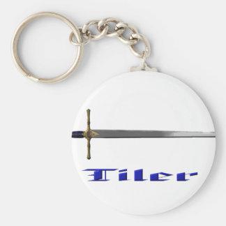 tiler keychain