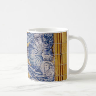 Tiles of Portugal Coffee Mug