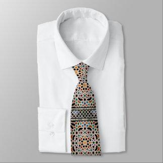 Tiles of the Alhambra Tie