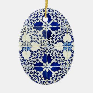 Tiles, Portuguese Tiles Ceramic Ornament