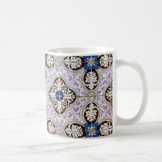 Tiles, Portuguese Tiles Coffee Mug