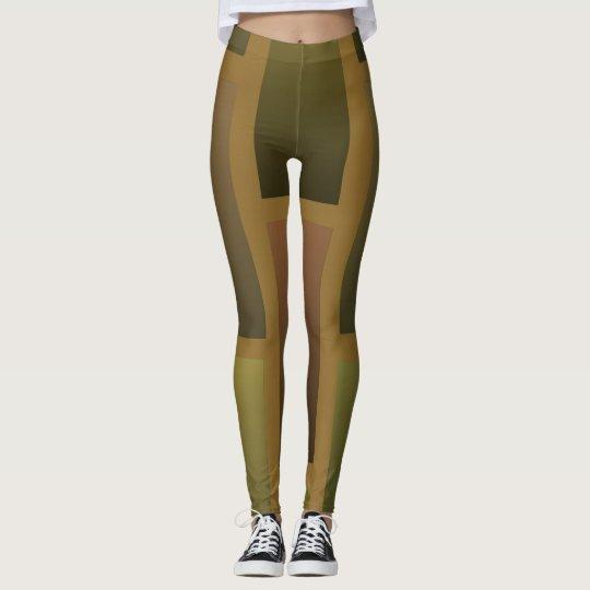 Tiles Women's Leggings
