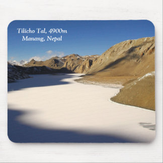 Tilicho Tal Mouse Pad