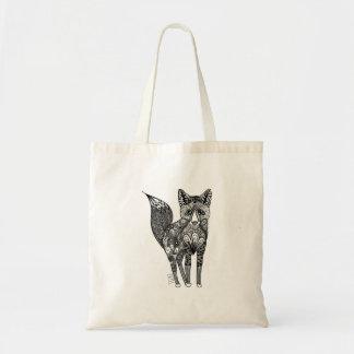 Tilki Fox Tote Bag