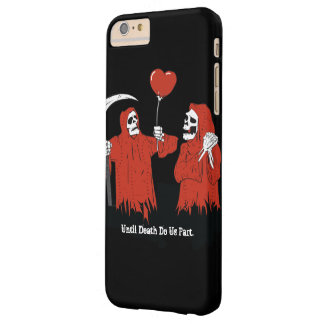 Till Death Do Us Part Barely There iPhone 6 Plus Case