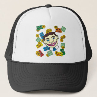 Tillie, Tokens, and Tickets. Trucker Hat