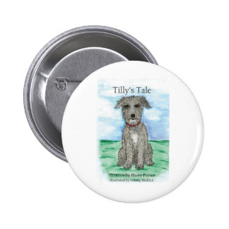 Tilly's Tale 2 Inch Round Button