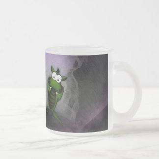Tilted Dragon Mug