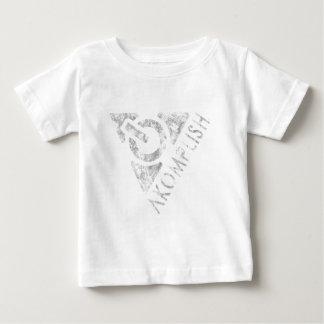 Tilted-Grunge Baby T-Shirt