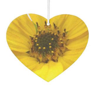 Tilted Sunflower Air Freshener