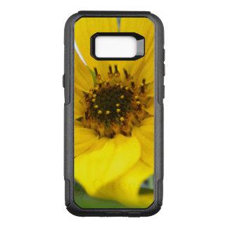 Tilted Sunflower OtterBox Commuter Samsung Galaxy S8+ Case