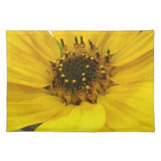 Tilted Sunflower Placemat